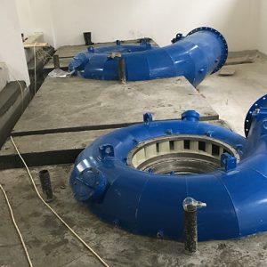 Mini hidroelektrana Planska 1